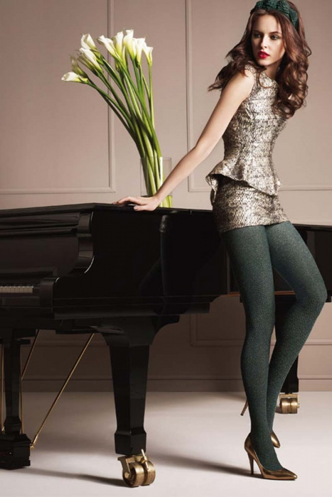 The Figural Tights 100 Den 3379