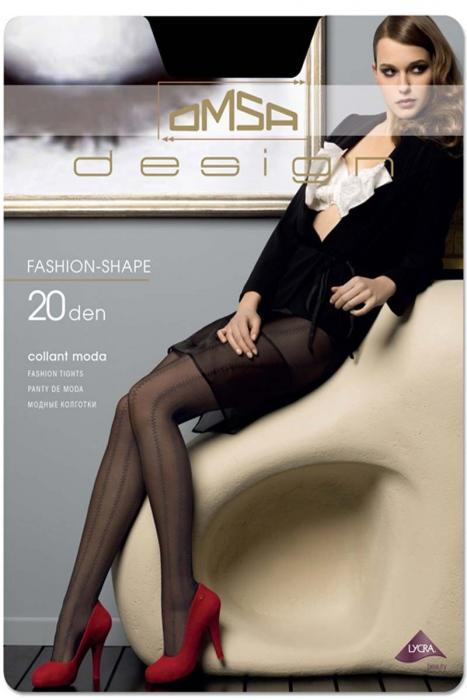 Fashion Tights 20 den Omsa 3336