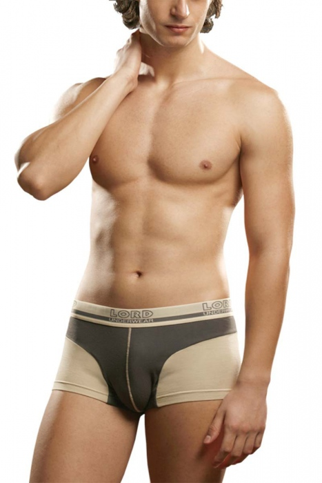 Cotton Men's Boxer brief Combination Lord 262