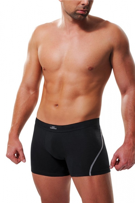 Men's Boxer brief polyviscose Lord 761