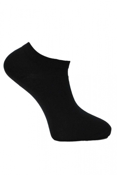 Men's low cotton socks