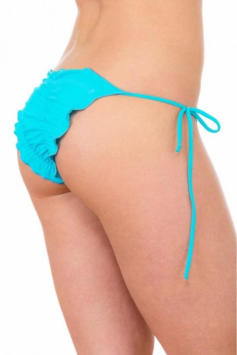 Bikini bottoms Brazilian tanga style sexy curls 117