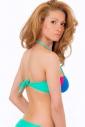 Bikini Top Bando molded cushioning 1146