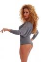 Wool Bodysuit Bikini 1999