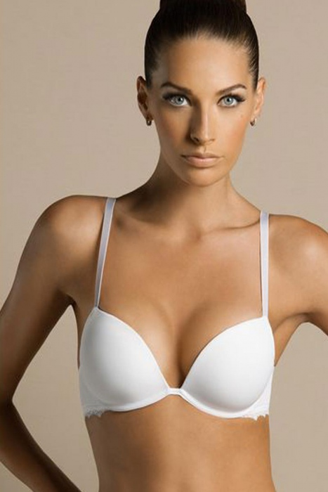 Molded Cup Bra-Super Gel Push Up Effect Laura Biagiotti 622