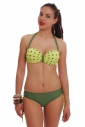 Bikini Set Push up balconette & bikini bottoms 1735