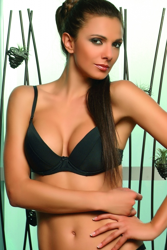 Comfortable Classic  Bra with Lifting Effect 0320