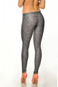 Women's elastic Leggings print 1505-4