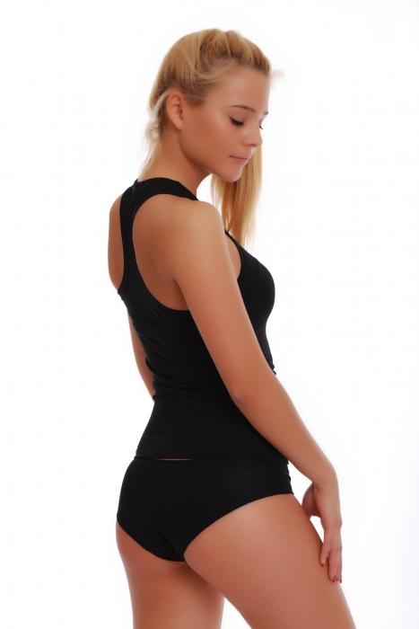Set Corsage & Bikini Panties 1308-1225