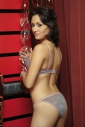 Cotton Lady Set Bra & Tanga Pantiesi 2131-1215A