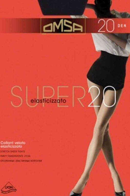 Καθημερινά Κάλτσες Γυναικών 20 Μέρες Omsa 160