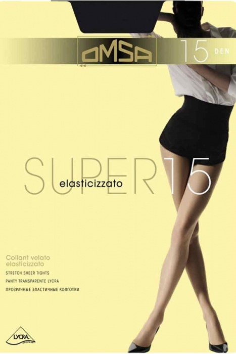 Classic Daily Tights 15 Den Omsa 106