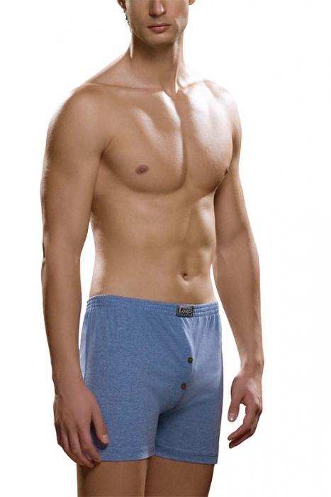 Μπλουζάκια για άντρες Boxer 100% βαμβάκι Lord 160