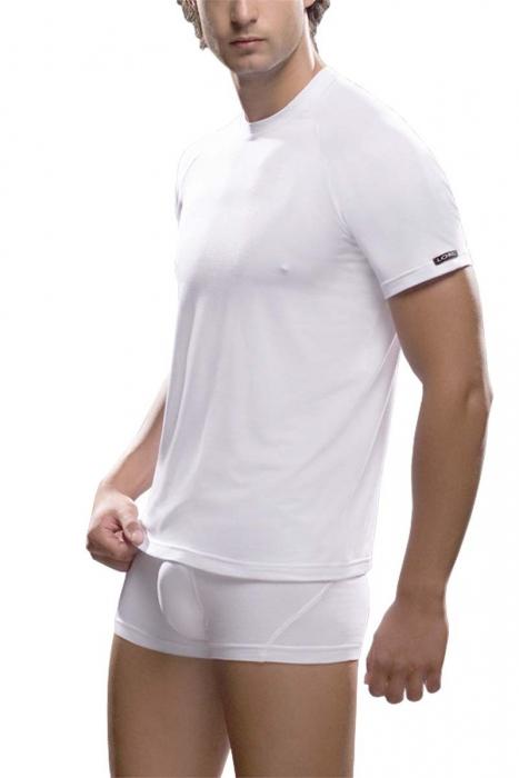 Αντρικά μπλουζάκια βαμβάκι Lycra Lord 287
