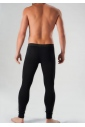 Black Men's Cotton Leggings Geronimo 1051j6