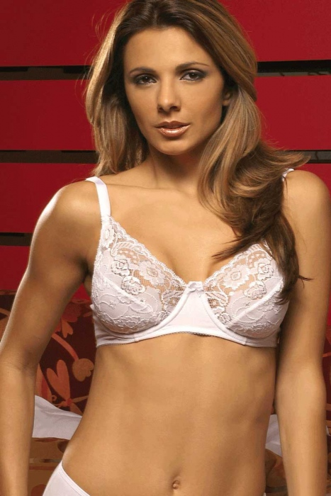 Elegant Lacy Bra with Soft Cup 2103