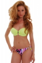Bikini Set Push up balconette & bikini bottoms 1745