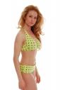 Bikini Set soft triangle busk & bikini bottoms 1712