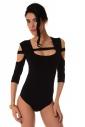 Βαμβακερό φόρεμα γυναικών βαμβακιού 7/8 μανίκια 1441