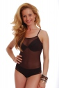 Women's Bodysuit Thin Strap See Through Vest Bikini Style 324