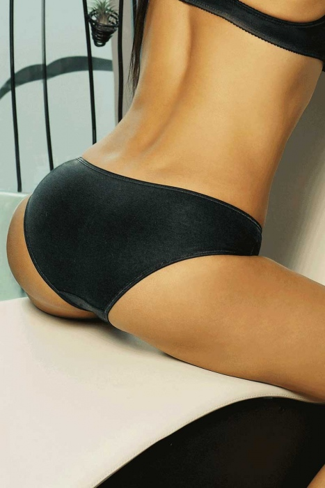 Cotton Bikini Panties With Wide Strips in Sides 1025