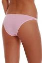 Monochromatic Еxcised Cotton Tanga Panties 1215