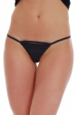 Cotton G-string Style Panties with Srip Back 1105