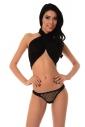 Sexy Lace Brazilian Thong Panties 074