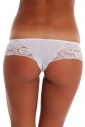 Cotton Boyshorts style Panties with Soft Lace 1078