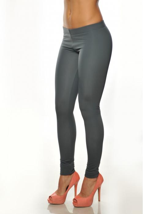Σκούρο γκρι γυναικεία γυναικεία μπλουζάκια 15055