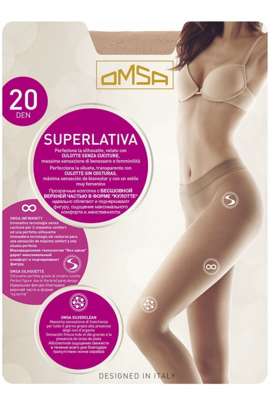 Tights 20 Den Omsa 4067