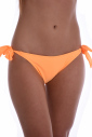 Bikini set Molded hard cup & ribbons tie side bottoms 1185