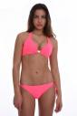 Bikini set gentle current front ribbons tie side bottoms 1199