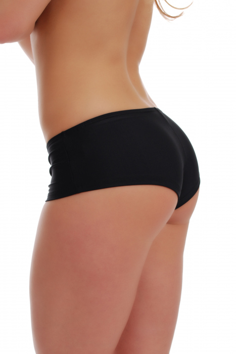 Bikini bottoms Low Boyshorts style 105
