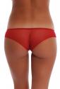 Shallow Tulle Boyshorts style Panties with Decoration 063